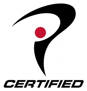 Titleist Performance Inistitute Certified logo